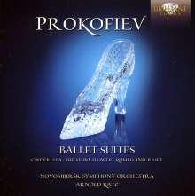 Serge Prokofieff (1891-1953): Ballettsuiten, CD