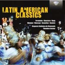 Latin American Classics, CD