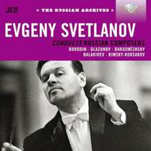Yevgeni Svetlanov - Russian Archives, 3 CDs