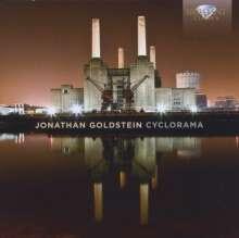 Jonathan Goldstein (geb. 1964): Cyclorama, CD