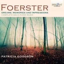 Josef Bohuslav Foerster (1859-1951): Sämtliche Klavierwerke, 4 CDs