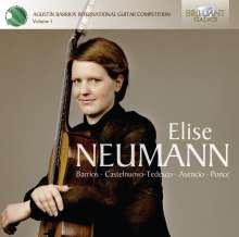 Elise Neumann, CD