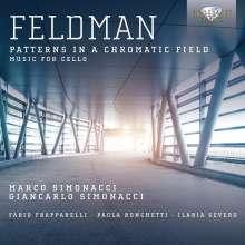 Morton Feldman (1926-1987): Patterns in a Chromatic  Field für Cello & Klavier, 2 CDs