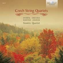 Stamitz Quartet - Czech String Quartets, 15 CDs
