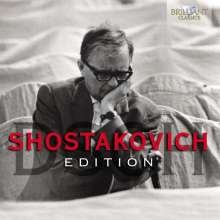 Dmitri Schostakowitsch (1906-1975): Schostakowitsch Edition, 49 CDs