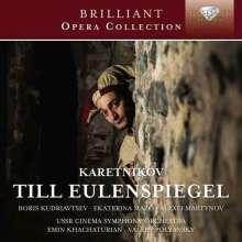 Nikolai Karetnikov (1930-1994): Till Eulenspiegel, 2 CDs