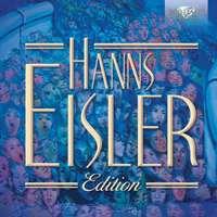 Hanns Eisler (1898-1962): Hanns Eisler Edition, 10 CDs