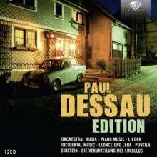 Paul Dessau (1894-1979): Paul Dessau Edition, 12 CDs