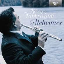 Roberto Fabbriciani (geb. 1949): Kammermusik für Flöte, CD
