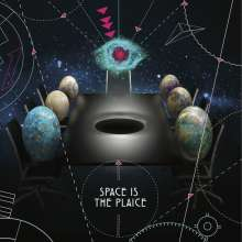 Space Is The Plaice, 3 LPs