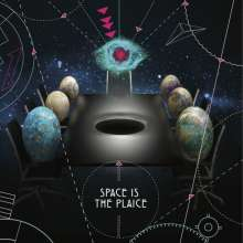 Space Is The Plaice, 2 CDs
