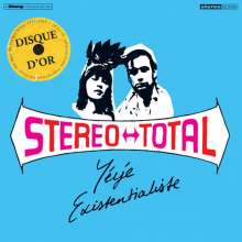 Stereo Total: Yéyé Existentialiste (180g), 2 LPs