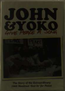 John Lennon & Yoko Ono: Give Peace A Song, DVD