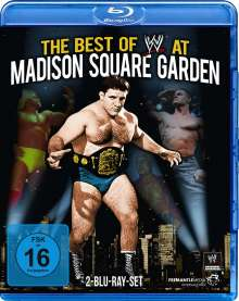 The Best Of WWE At Madison Square Garden (Blu-ray), Blu-ray Disc