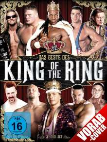 The Best of King of the Ring, 3 DVDs