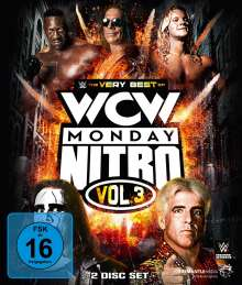 The Best of WCW Monday Night Nitro Vol. 3 (Blu-ray), 2 Blu-ray Discs