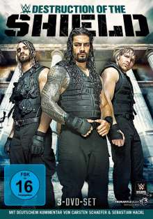 The Destruction of the Shield, DVD