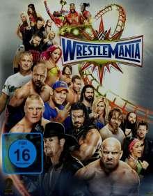 Wrestlemania 33 (Blu-ray im Steelbook), 2 Blu-ray Discs