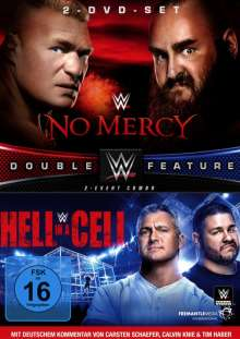 WWE - No Mercy 2017 / Hell in a Cell 2017, 2 DVDs