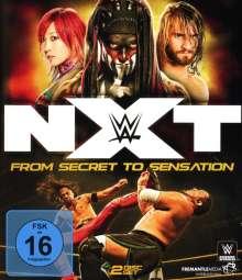 WWE NXT - From Secret To Sensation (Blu-ray), 2 Blu-ray Discs