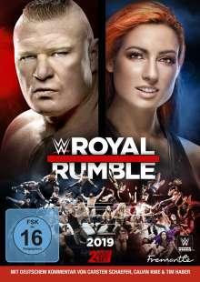Royal Rumble 2019, 2 DVDs