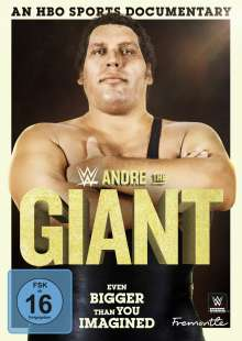 Andre The Giant, DVD