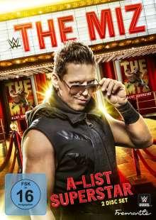 WWE: The Miz - A List Superstar, 2 DVDs