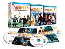 Monkey (The Complete Serie) (Blu-ray) (UK Import), 10 Blu-ray Discs