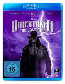 WWE - Undertaker: The Last Ride (Blu-ray), Blu-ray Disc
