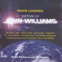 Royal Philharmonic Orchestra - Movie Legends (The Music of John Williams), CD