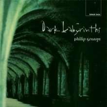 Philip Grange (geb. 1956): The Dark Labyrinth für Cello & Ensemble, CD