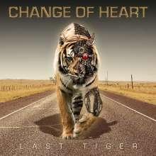Change Of Heart: Last Tiger, CD