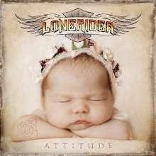 Lonerider: Attitude (180g) (Limited-Numbered-Edition) (Translucent Gold Vinyl), 2 LPs