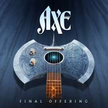 Axe: Final Offering (180g) (Limited Numbered Edition) (Colored Vinyl), 2 LPs