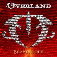 Overland: Scandalous (180g) (Limited Numbered Edition) (Red Vinyl), LP