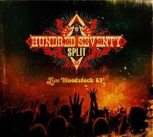 Hundred Seventy Split: Woodstock '69, CD