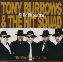 Tony Burrows: All The Hits Plus More, CD