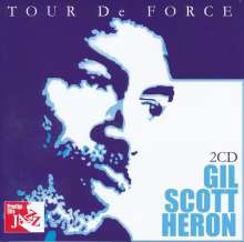 Gil Scott-Heron (1949-2011): Tour De Force - Live, 2 CDs
