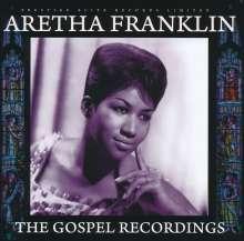Aretha Franklin: The Gospel Recordings, CD
