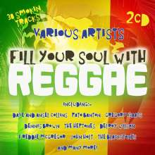 Fill Your Soul With Reggae, 2 CDs