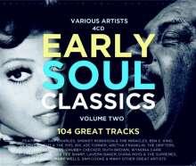 Early Soul Classics Vol.2, 4 CDs