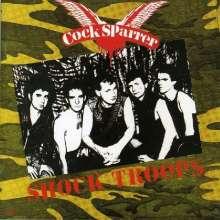 Cock Sparrer: Shock Troops, CD