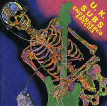 UK Subs: Endangered Species, CD