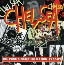 Chelsea: Punk Singles Collection, CD