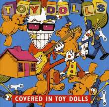 Toy Dolls (Toy Dollz): Covered In Dolls, CD