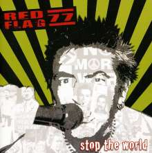Red Flag 77: Stop The World, CD