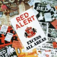 Red Alert: Excess All Areas, CD