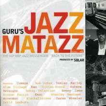 Guru: Guru's Jazzmatazz Vol. 4, CD