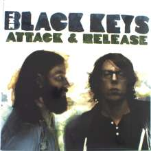 The Black Keys: Attack & Release, LP