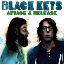The Black Keys: Attack & Release, CD